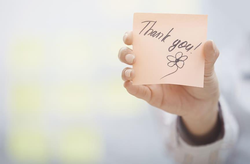 gratitude in relationship