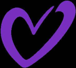 FA_LOVE symbol (purple transparent) Cropped